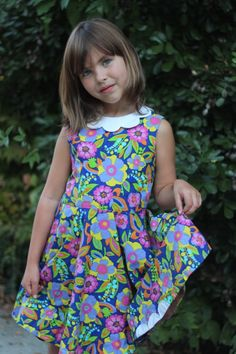 Flowery Ileana Dress by Michelle Bryer | Project | Sewing / Dresses | Kollabora