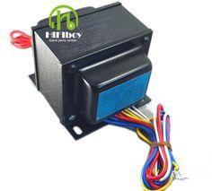 HIFIBOY 130 W Transformador de tensão de saída 230 V 6.5 V Amplificador de Potência Do Tubo para áudio de ALTA FIDELIDADE E transformador