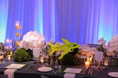 The adult table design