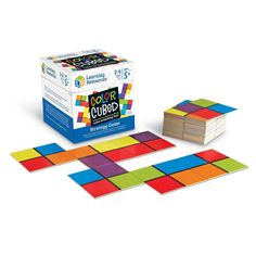 Brain-Boosting, Make-You-Think, Color-Matching Fun! Strengthen spatial and strategic thinking skills by matching color and position. An ideal game for children on the autism spectrum. Requires little