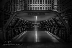 From Cross Rail to One Canada Square - Pinned by Mak Khalaf From Cross Rail Station to One Canada Square City and Architecture architecturebuildingbuildingscanary wharfcitycityscapecross railfinancial districtlondonurbanwilliam goodwin by BillGoodwin1