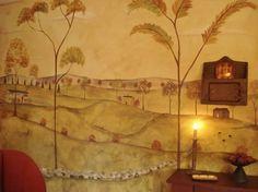 My mural by Susan Dwyer