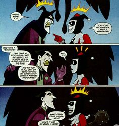 I am the hugest fan of harley quinn and I love this so much lol.