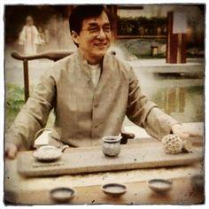 JACKIE CHAN DRINKS TEA 陳港生喝茶 - Teas.com.au