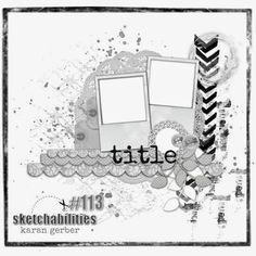 Sketch #113 - Design Team Reveal+Sponsor