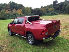Toyota Hilux Invincible Double Cab 2.4 Auto | Eurekar