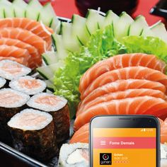 Procurando por combinados a partir de R$15,90? Deixa que a gente te ajuda. Clique na imagem. :D Se preferir, busque por gohan via aplicativo. --- serviço disponível apenas em cidades específicas. Favor confirmar disponibilidade. Imagem ilustrativa  #sushi #fomedemais #delivery #combinado #salmão #shakelemon #shakenokawa #teriaki #wasabi #shoyo