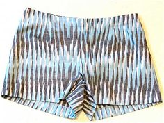 Ikat woven shorts - have so so much love for these