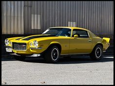 1971 Chevrolet Camaro RS Z28 350/330 HP, 4-Speed for sale by Mecum Auction