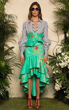 Johanna Ortiz Resort 2017   Moda Operandi