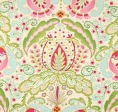 Dena Designs Kumari Garden Teja in Pink Multi Fabric Spring