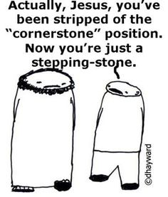 """from corner to step"" (by nakedpastor)"