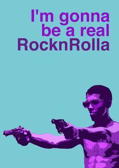 - Johnny Quid in RocknRolla (2008)