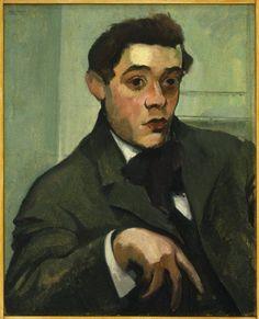 Pierre-Jean Maurel - Max Weber (1881-1961) Portrait of Abraham Walkowitz 1907