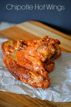 Chipotle Hot Wings