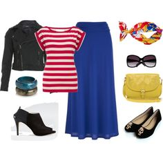 """Untitled #44"" by fjarad on Polyvore"