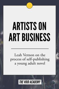 Just Keep Pushing — Leah Vernon on Art Business Small Business Marketing, Online Business, Craft Business, Business Articles, Business Advice, Selling Art Online, Online Art, Artist Problems, Artist Aesthetic