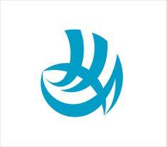 Shimonoseki, Yamaguchi. The stylized hiragana represents a puffer fish.