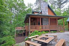 Bryson 780 3 bed+basement Search For Cabins To Rent in Great Smoky Mountains