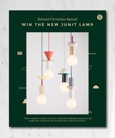 Schneid Christmas Special - Win the new Junit lamp