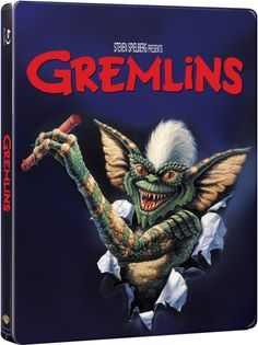 Movie Steelbooks - Gremlins Steelbook