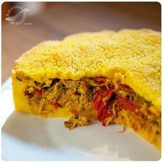 Bourdaloue tart with wheat flour, cereals and seeds - Healthy Food Mom Venezuelan Food, Venezuelan Recipes, Gourmet Recipes, Cooking Recipes, Colombian Food, Good Food, Yummy Food, Comida Latina, Caribbean Recipes