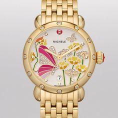 MICHELE watch ... want!!!