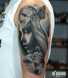 Sweet Tattoos, Unique Tattoos, Tattoos For Guys, Tattoos For Women, Mehndi, Henna, Facial Tattoos, Body Tattoos, Psycho Art
