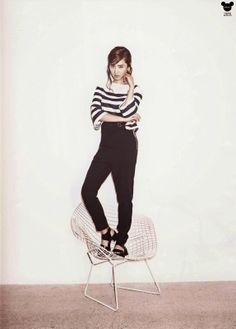 SNSD Yuri - Harper's Bazaar