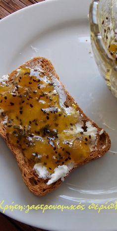 Μαρμελάδα ακτινίδιο - cretangastronomy.gr French Toast, Breakfast, Food, Morning Coffee, Essen, Meals, Yemek, Eten