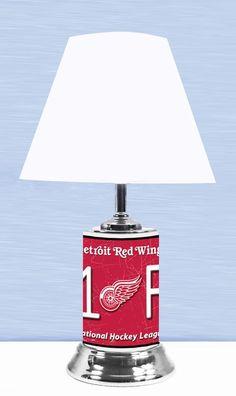 GTEI Alabama Crimson Tide NCAA #1 Fan Team Logo License Plate Made Desk Lamp with Shade