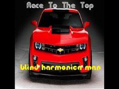 """Race To The Top"" - Blind Harmonica Man - Las Vegas"