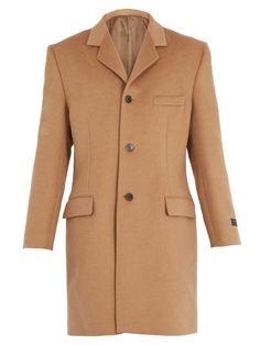 Balenciaga Notch-lapel single-breasted coat