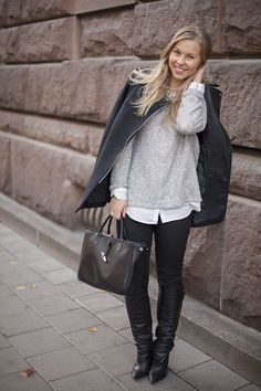 Simply Black and Gray
