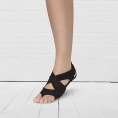 Nike Studio Wrap Pack...WOuld these to work out in. The feeling of being barefoot is the best, this way it also helps with the sanitation aspect of it to! MAy just try and find a pair this weekend :)