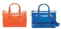 """Los bolsos """"color block"""" de Furla definen la Primavera 2013"""