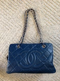 My authentic chanel bag