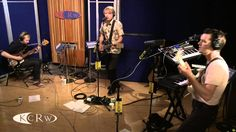 "Franz Ferdinand performing ""Right Action"" Live on KCRW"