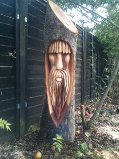The World's most recently posted photos by rob beckinsale Tree Carving, Wood Carving, Wood Stumps, Tree Stump, Outdoor Art, Wood Sculpture, Chainsaw Carvings, World, Photos