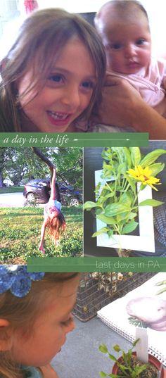 last days in PA