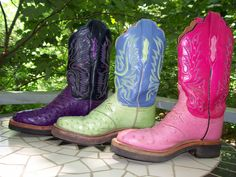 Love these Lucchese 2000 boots .... all found at Old Sole Boots www.oldsoleboots.com