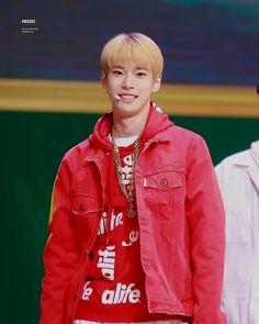 Pretty in red  #NCT, #NCTDream, #nct127, #NCTU, #nctlimitless, #nctmark, #ncttaeyong, #ncttaeil, #nctjaehyun, #nctdoyoung, #nctjeno, #NCTChenle, #NCTRenjun, #NCTJisung