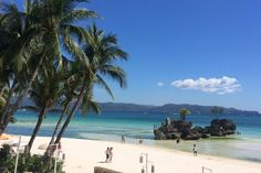 White Beach, Boracay I can see why it is considered one of the bests beaches in the world #travel #paradise #beach #summer #sun