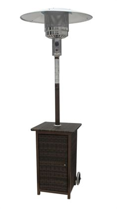 Palm Springs Rattan Wicker Patio Heater