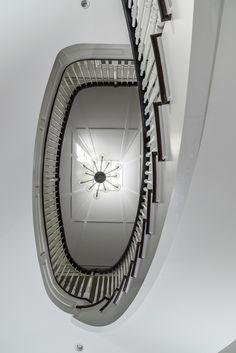 Elliptical Stair