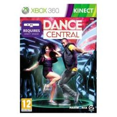 Kinect Dance Central Game Xbox 360 | http://gamesactions.com shares #new #latest #videogames #games for #pc #psp #ps3 #wii #xbox #nintendo #3ds