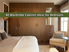 BAHAY OFW : 40 Wardrobe Cabinet Design Exterior Design, Interior And Exterior, Modern Mediterranean Homes, Wardrobe Cabinets, Blue Tiles, Hanging Rail, Wardrobe Design, Cabinet Design, Design Trends