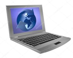 Laptop Computer with planet earth Royalty Free Stock Images , Father Photo, Earth Photos, Psd Flyer Templates, Laptop Computers, Planet Earth, Flyers, Graphic Illustration, Illustrations Posters, Planets