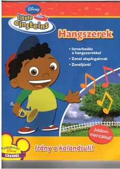 hangszerek.zip Little Einsteins, Children, Kids, Kindergarten, Singing, Preschool, Album, Education, Books