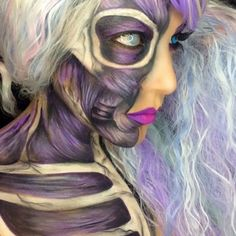 Pin for Later: 50 Makeup Artists Every Halloween Fanatic Needs to Follow